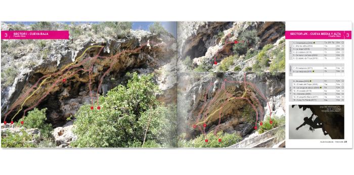 Guía de Escalada - Marbella 2012 Diseño by naran-ho.