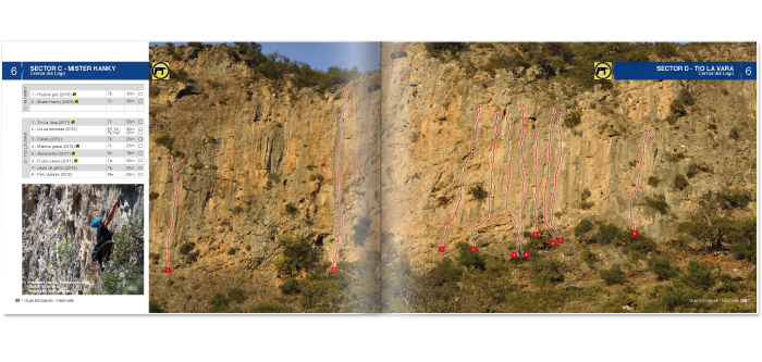 Guía de Escalada - Marbella 2012 Diseño by naran-ho