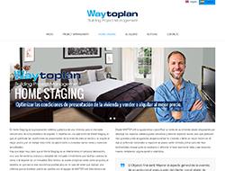 waytoplan Diseño web by naran-ho
