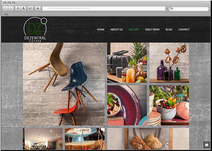 Dezentral | Diseño web by naran-ho.com