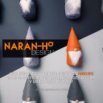 NARAN-HO Design Les desea a todos nuestros Ami@s. Unas magníficas fiestas