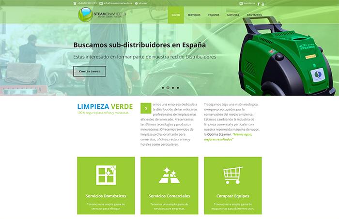 Diseño Web Marbella - NARAN-HO Design