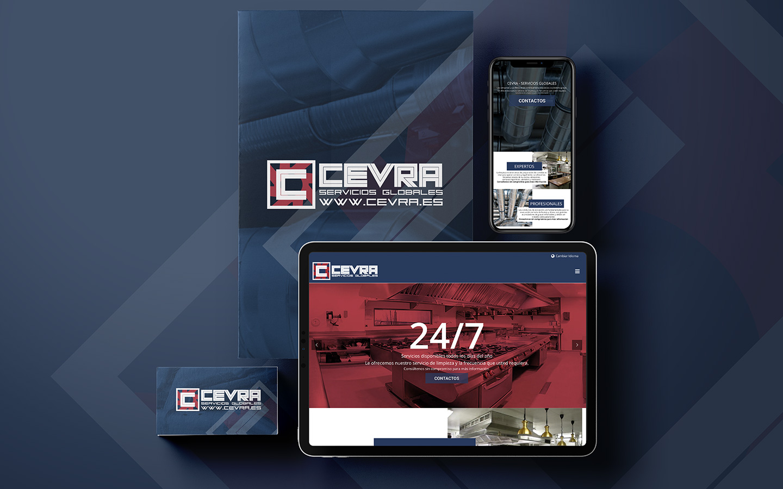 CEVRA Diseño Corporativo by NARAN-HO