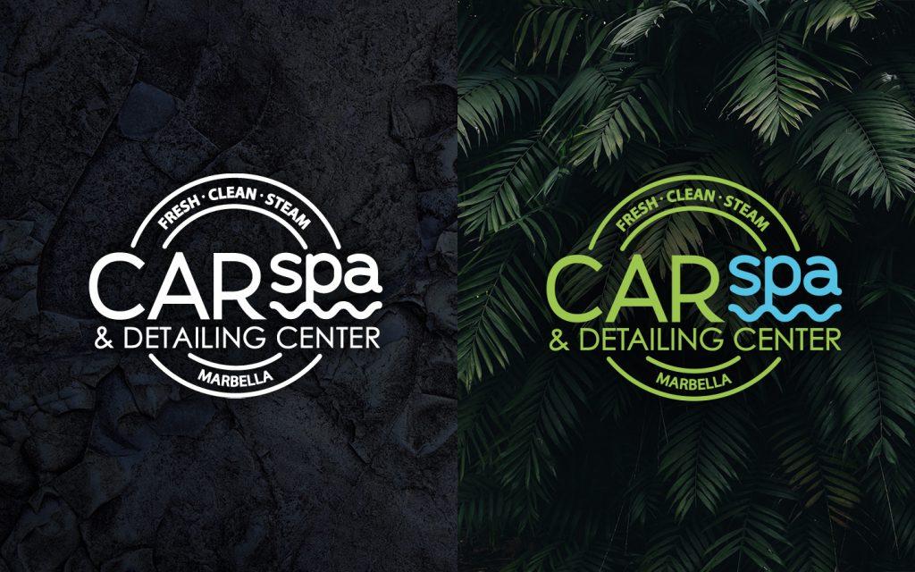 CAR Spa & Detailing Center - Branding by NARAN-HO Design Marbella