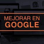 Mejorar en Google