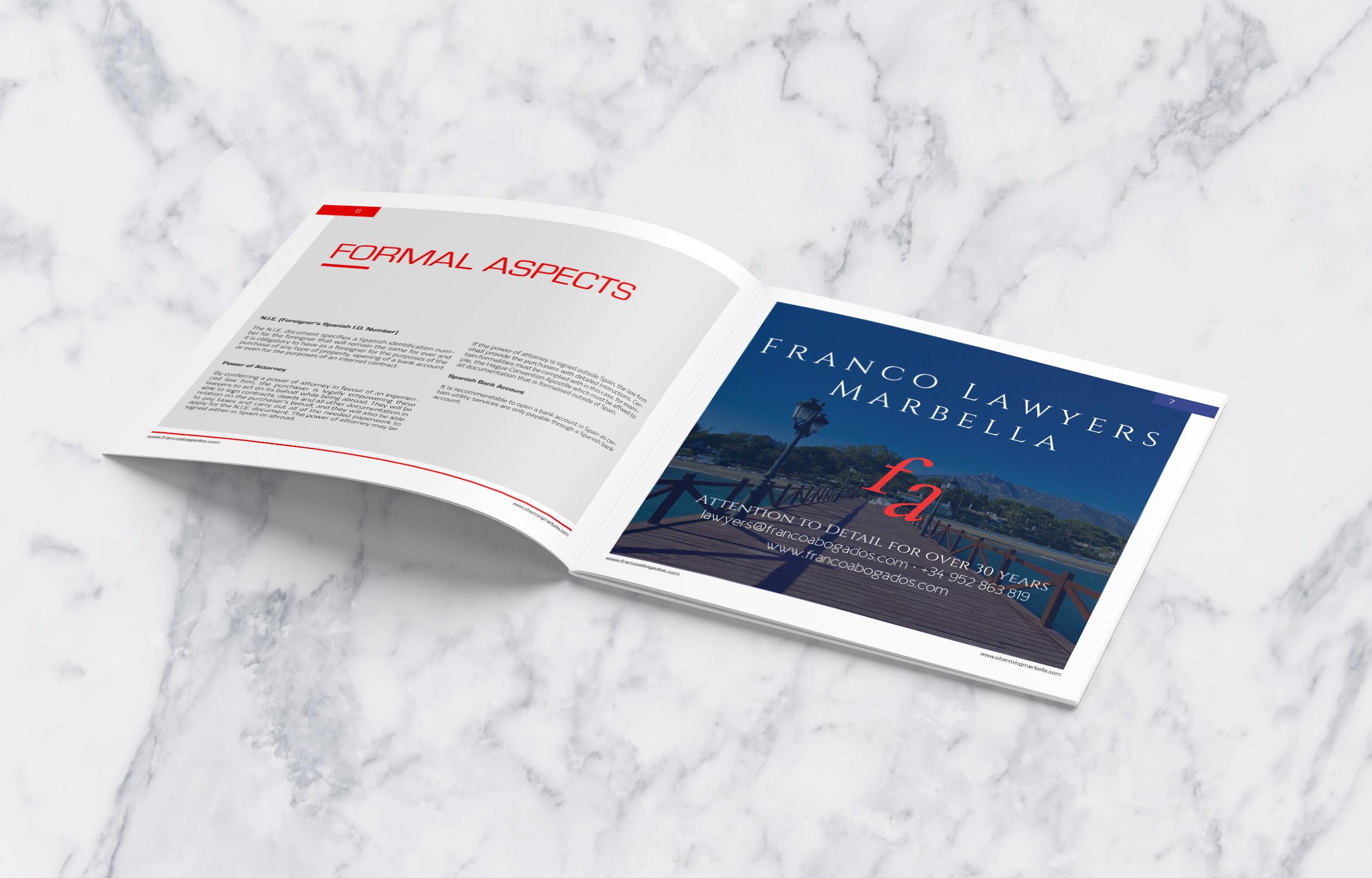NARAN-HO Design - Brochure & Graphic Design Marbella