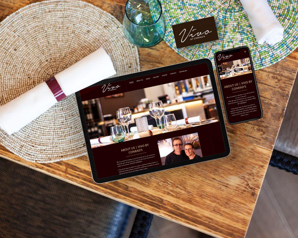 Branding, Photography and Web Design by NARAN-HO Marbella